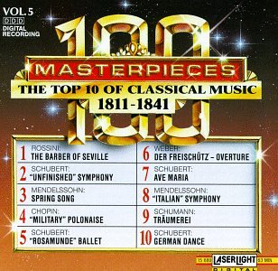 top 100 classical music pieces