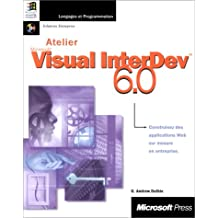 atelier visual interdev 6. 0 (avec cd-rom)