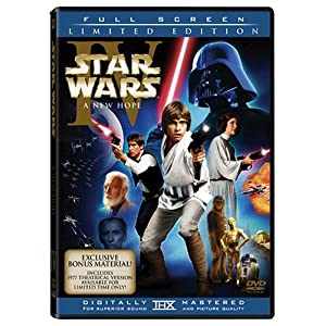 Star Wars: Episode IV - A New Hope (Two-Disc Limited Edition) (1977)