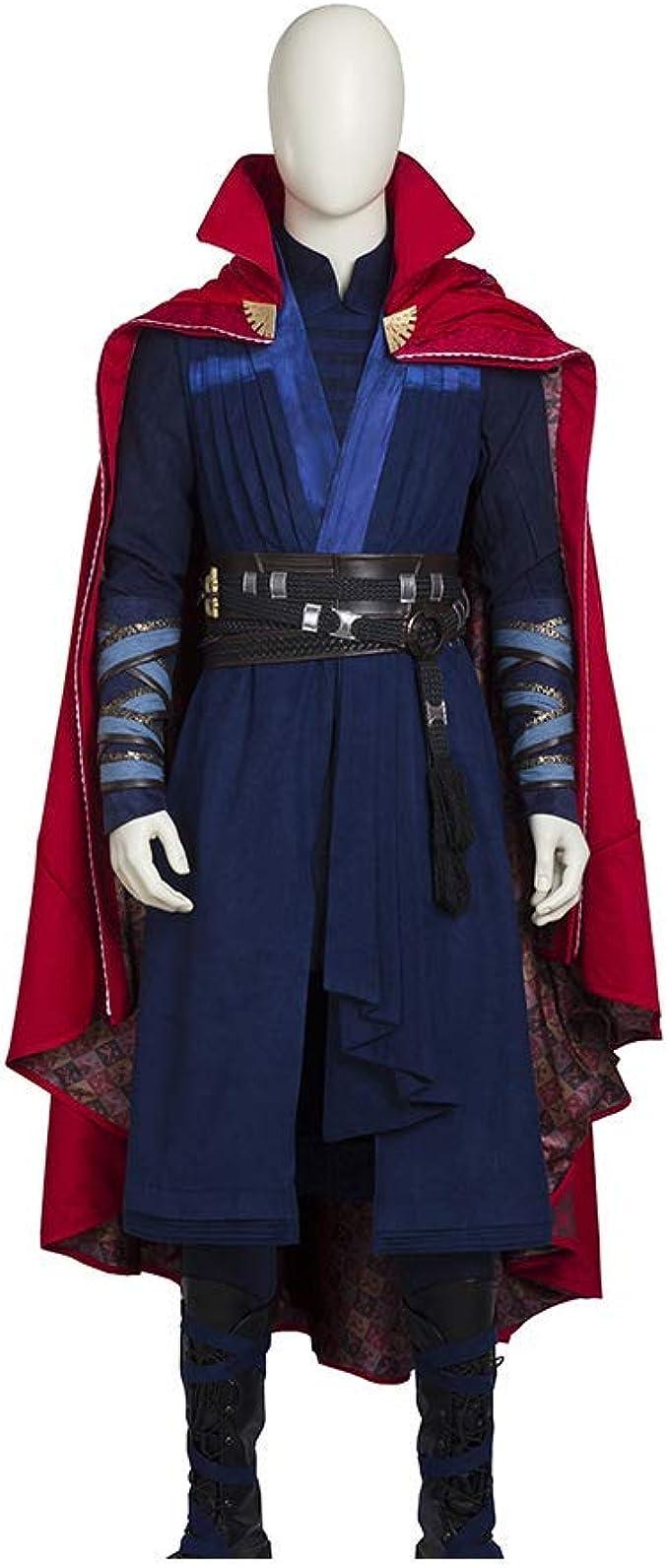 Amazon.com: COOLNAN Doctor Strange - Disfraz para adulto ...
