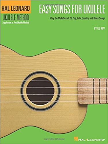 Amazon Easy Songs For Ukulele Supplementary Songbook To Hal