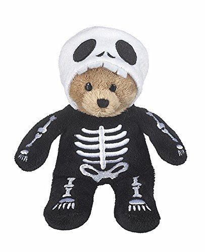 Wee Bears Costumed Teddy Bear: Skeleton - By Ganz Ganz Soft Bear