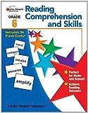 Reading Comprehension and Skills, Grade 6, Kelley Wingate and Carson-Dellosa Publishing Staff, 160418258X