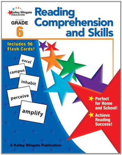 Amazon.com: Reading Comprehension and Skills, Grade 6 ...