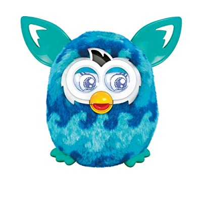 Furby Boom Figure (Waves): Toys & Games