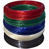 250lb - 500lb Quality Monofilament Fishing Leader / Speargun Line Made in the USA (Choose diameter