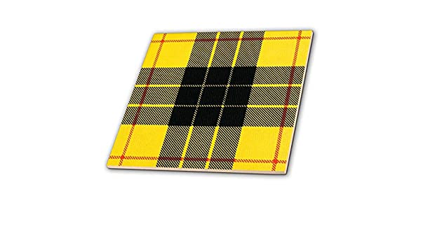 8-Inch Ceramic Tile ct/_219529/_3 3dRose Grey and Gold Arrows Pattern