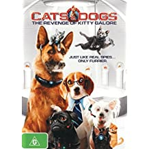 Cats and Dogs 2 The Revenge of Kitty Galore | NON-USA Format | PAL | Region 4 Import - Australia
