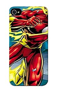 00be748119 New Premium Flip Case Cover Flash Cartoon Skin Case For Iphone 5/5s As Christmas's Gift
