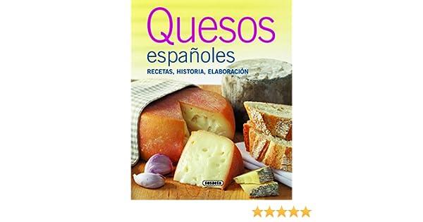 Quesos españoles (El Rincón Del Paladar): Amazon.es: Susaeta ...