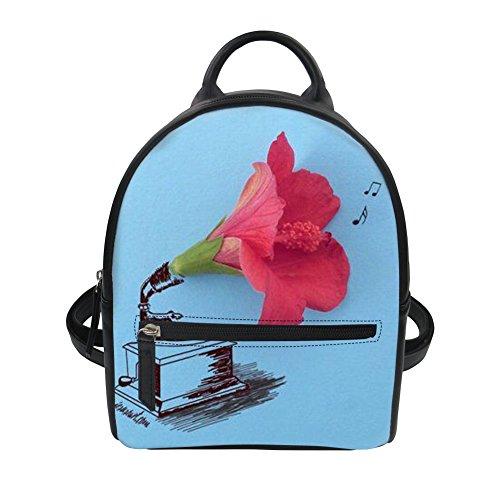 Sac Filles Femme Multicolore Multicolore Dames dos 3 pour Adolescent Mini 6 Korean Sac à d'épaules Casual Nylon Sac Handbag Main à Sac ThiKin Style ZAzn46xqSn