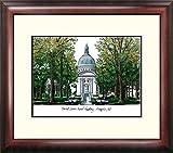 Naval Academy Navy Framed Lithograph Print