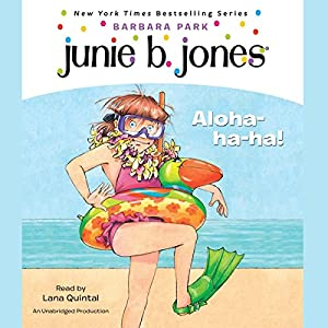 Junie B., First Grader Audiobook
