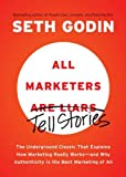 All Marketers Are Liars, Seth Godin, 1591845335