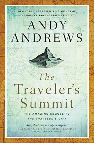 t: The Remarkable Sequel to The Traveler's Gift (Summit King)