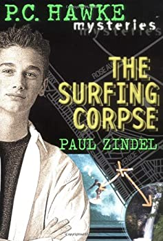 The Surfing Corpse 0786817119 Book Cover