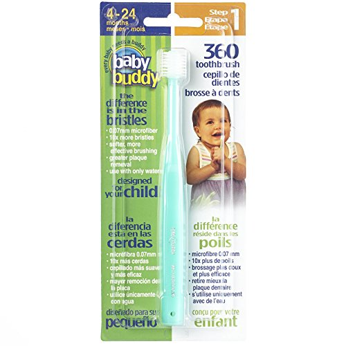 Baby Buddy Toothbrush Babies Toddlers