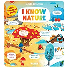 I Know Nature: Lift-the-flap Book
