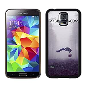 Samsung S5 Protective Skin Imagine dragons Samsung Galaxy S5 Black Phone Case 196