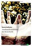 Treuhandverhältnisse im Steuerrecht, Tammo Hoffhenke, 3640171756