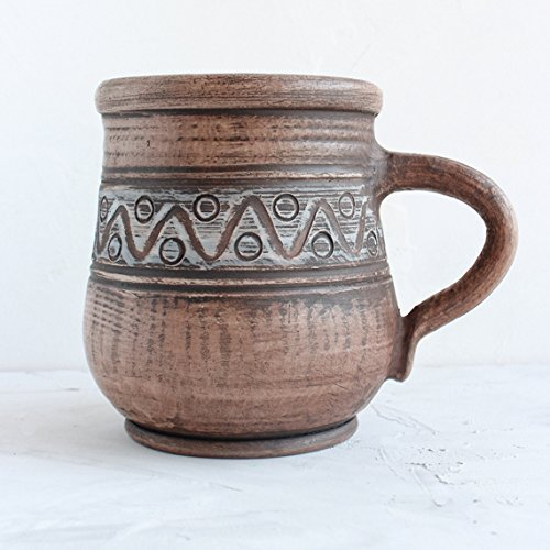 Rustic ceramic mug Pottery mug Handmade ceramic Eco friendly Drinkware tasses personalized mugs