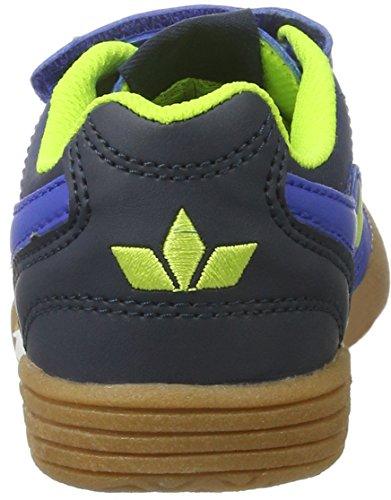 Lico Bernie V, Zapatillas de Balonmano Unisex Niños Azul (Blau/marine)