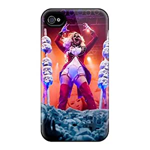 CharlesPoirier Iphone 4/4s Protective Hard Cell-phone Cases Allow Personal Design Vivid Maria Brink Band Pictures [HWP12339mCEA]