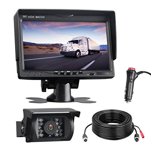 - Toguard Backup Camera kit, 7