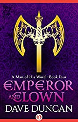 Emperor and Clown (A Man of His Word Book 4)