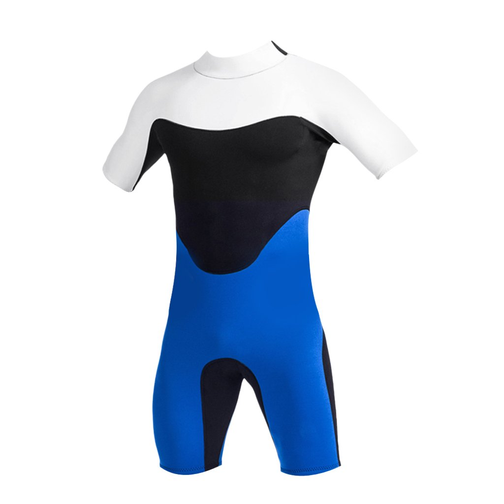 NATYFLY Wetsuits Top Premium Neoprene 3mm Wetsuit Vest for Scuba Diving Surfing