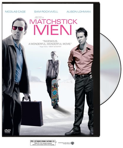 Matchstick Men (Full Screen Edition) (Snap Case)