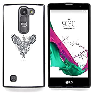 SKCASE Center / Funda Carcasa protectora - Dreamcatcher Animales;;;;;;;; - LG G4c Curve H522Y ( G4 MINI , NOT FOR LG G4 )
