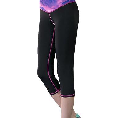 9a388b60a354 Lover-Beauty Damen Sport Leggings Yoga Pants Yoga Sporthose Training Sport  Strumpfhosen  Amazon.de  Bekleidung