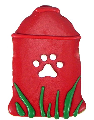 Pawsitively Gourmet Fire Hydrant Cookies for Dogs - Hydrant Cookie