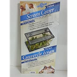10 Gallon Deluxe Screen Cover by Pet Select