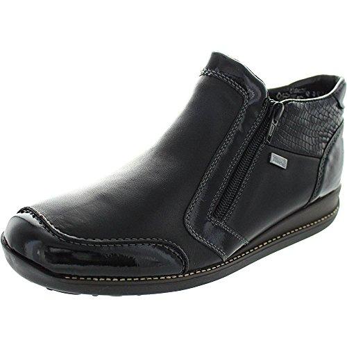 Rieker 44278 Womens Casual Ankle Boots 0 Sch/Sc/Sch