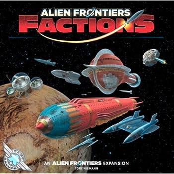 Amazon.com: Alien Fronteras: cinturón exterior: Toys & Games