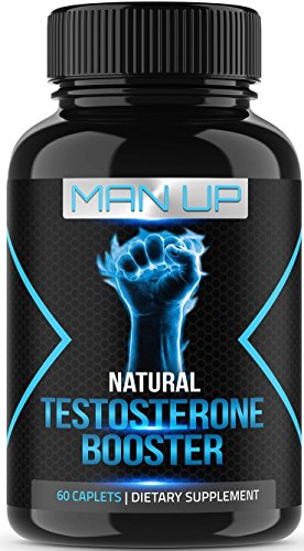 Man UP | Testosterone Booster | Testosterone Booster for Men | Booster Supplement | Test Booster | for Energy | Horny Goat Weed | Tongkat Ali | Boron