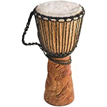 "Djembe Standard Dragon (26"" tall, 12-13"" head)"