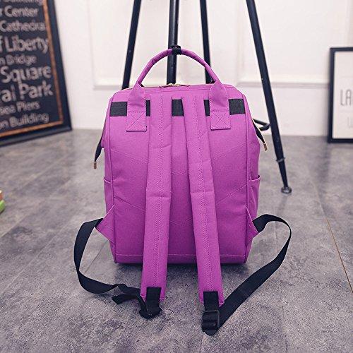 CLCOOL Bergsteigen-TascheOutdoor Tasche Freizeit Klettern Rucksack Travel Rucksack Unisex Modeschule Daypack , schwarz