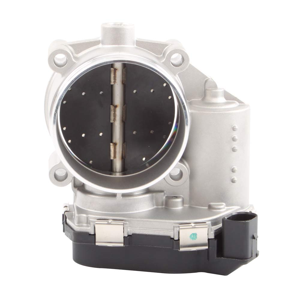 HOWYAA 06E 133 062H Professional Electronic Throttle Body Assembly for 2008-2017 Audi A4 Quattro A5 Quattro 2.5L 2.8L 3.2L