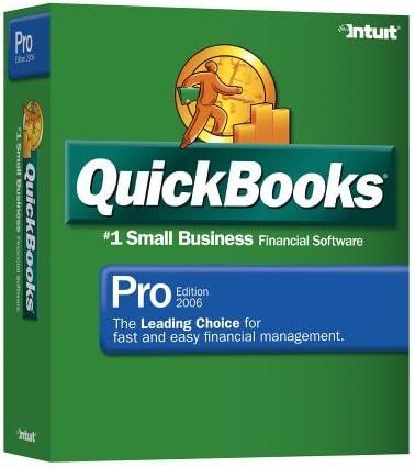 Intuit QuickBooks Pro 2006 510TiAsWcsL