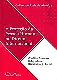 capa de A Proteção da Pessoa Humana no Direito Internacional