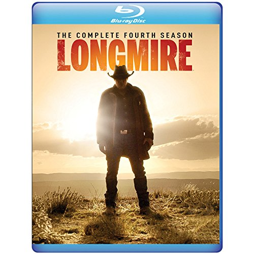 Longmire: The Complete Fourth Season [Blu-ray]