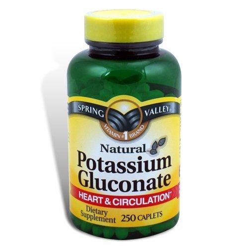 Spring Valley potassium naturel