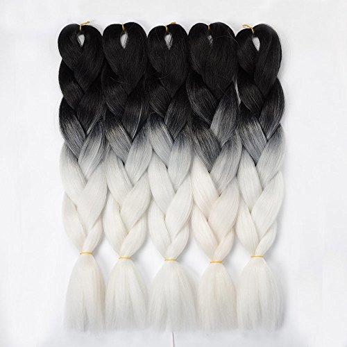 VCKOVCKO Kanekalon Braiding Hair
