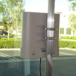 Premiertek PowerLink Ultra Long Distance Indoor and Outdoor WLAN Wireless USB Network Adapter (Outdoor Plus)