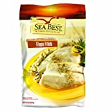 Sea Best Tilapia Fillets, 16 Ounce (Pack of 10)