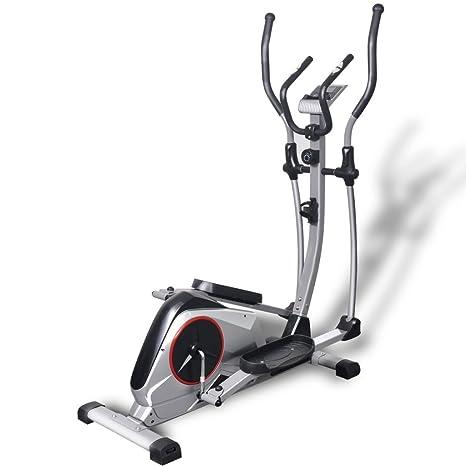 festnight bicicleta elíptica bicicleta estática cardio magnético ...