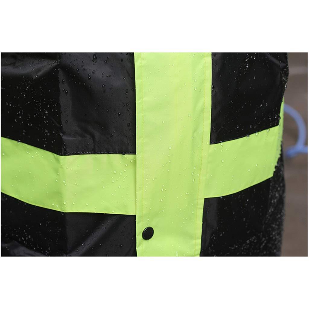 CXM Imperméable Manteau De Pluie Pantalon Costume Étanche Simple Split Imperméable pour Hommes Et Femmes Électrique Moto équitation Adulte Randonnée Vêtements De Pluie XL